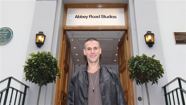 Radio Canada: Joey Niceforo de Sudbury à Abbey Road